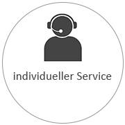 Icon für individueller Servic